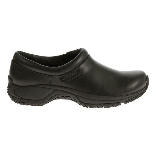 Womens Merrell Encore Moc Pro Tech Casual Shoe - Black 6.5
