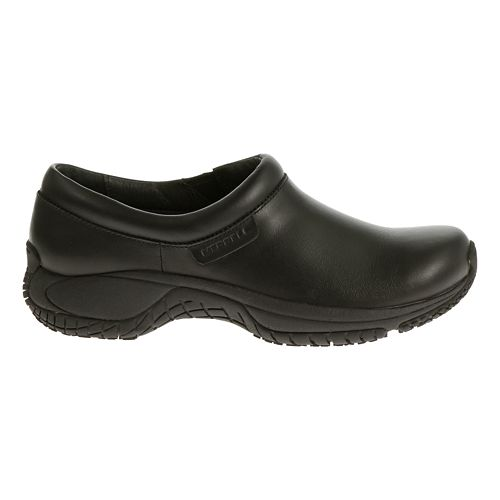Womens Merrell Encore Moc Pro Tech Casual Shoe - Black 7