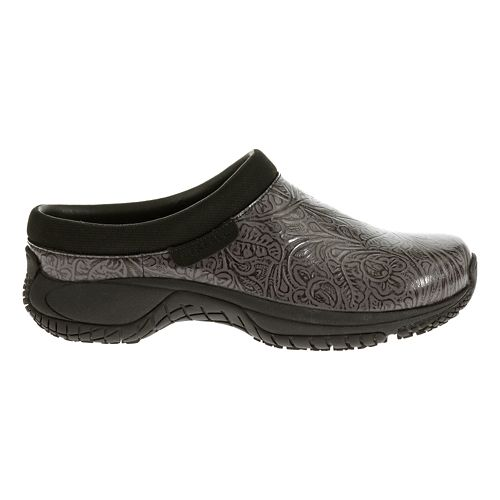 Womens Merrell Encore Slide Pro Lab Casual Shoe - Charcoal 10