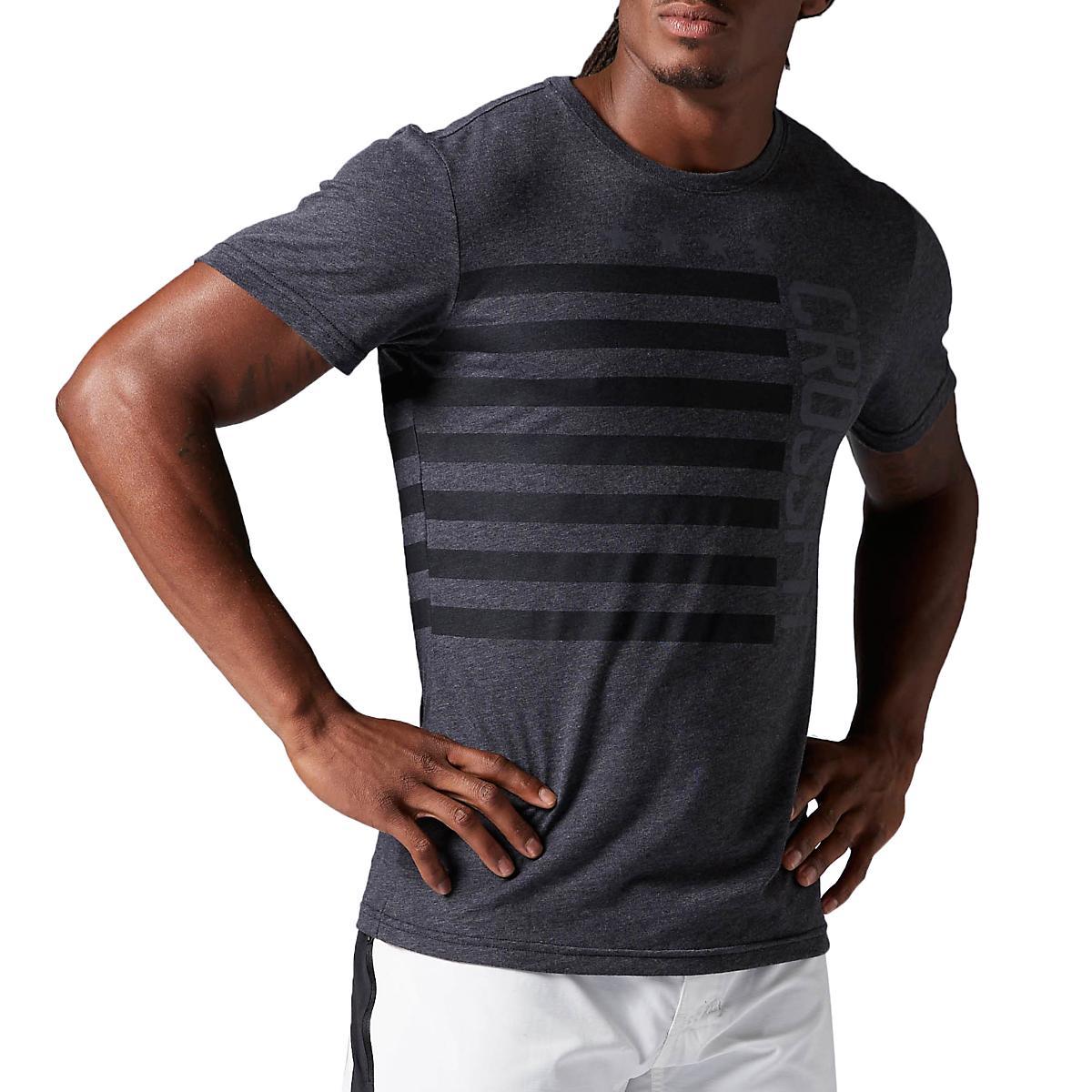 Men's Reebok�CrossFit Stars & Stripes Tee