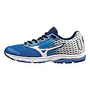 Kids Mizuno Wave Rider 18 Junior Running Shoe