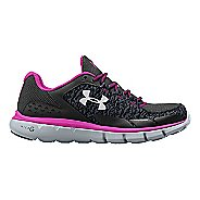 Womens Under Armour Micro G Velocity RN Storm Running Shoe