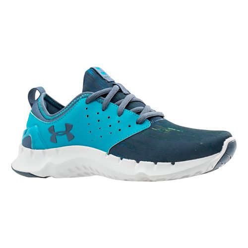 Womens Under Armour Flow RN GR II Running Shoe - Blue/Pacific 8