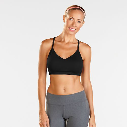Womens R-Gear Back to Basics Cami Bra Sports Bra - Black L