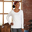 Womens R-Gear Back to Basics UPF Base Layer Long Sleeve Technical Tops