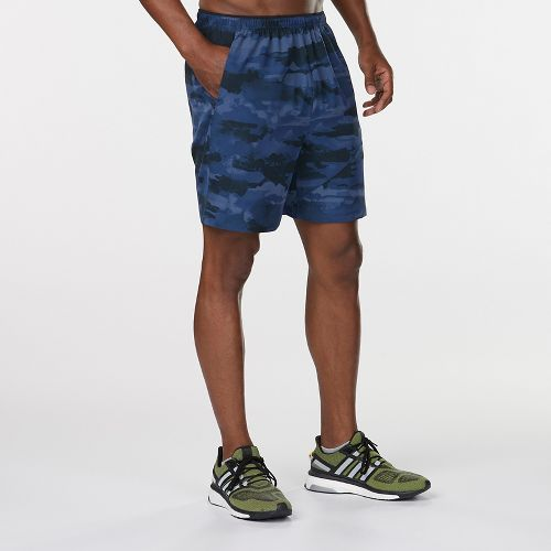 Mens Road Runner Sports Out of Sight Camo 2-in-1 7