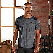 Mens R-Gear Out of Sight Short Sleeve Technical Tops - Heather Charcoal M