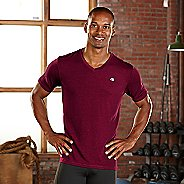 Mens R-Gear Afterburn V-Neck Short Sleeve Technical Tops