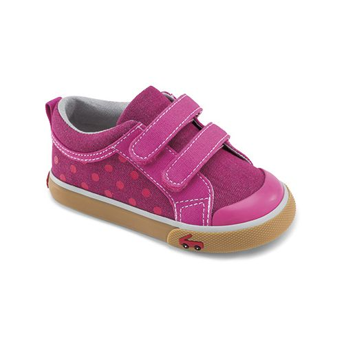 Kids See Kai Run Robyne Casual Shoe - Hot Pink 5