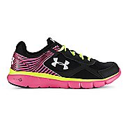 Under Armour Girls Micro G Velocity RN Running Shoe