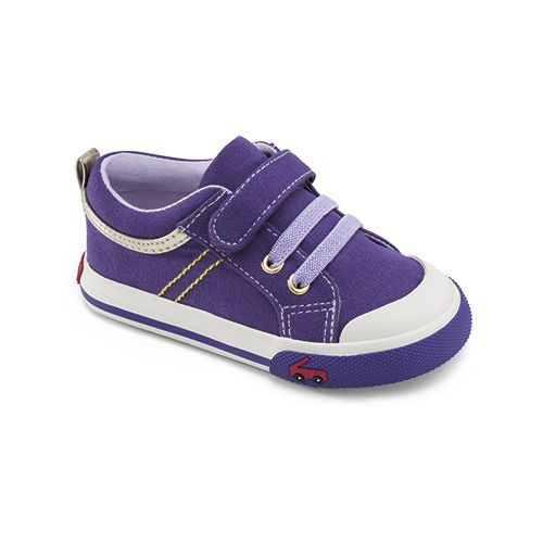 Kids See Kai Run Cecilia Casual Shoe - Purple 5