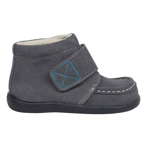 Kids See Kai Run Desmond Casual Shoe - Grey 5C