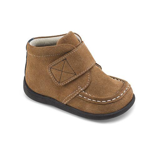 Kids See Kai Run Desmond Casual Shoe - Camel 5C