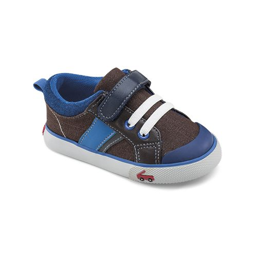 Kids See Kai Run Sammi Casual Shoe - Brown 5C