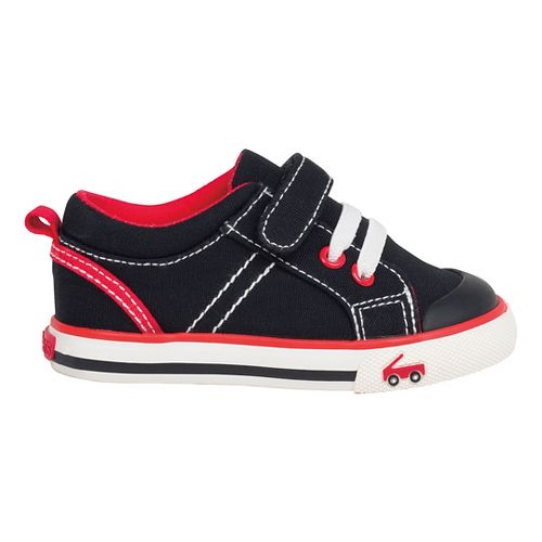Kids See Kai Run Tanner Casual Shoe - Black 7.5C