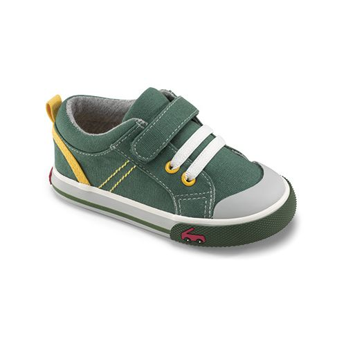 Kids See Kai Run Tanner Casual Shoe - Green 5