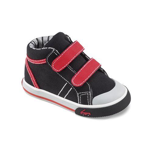 Kids See Kai Run Lance Casual Shoe - Black 5