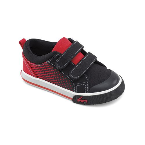 Kids See Kai Run Hiroto Casual Shoe - Black 8
