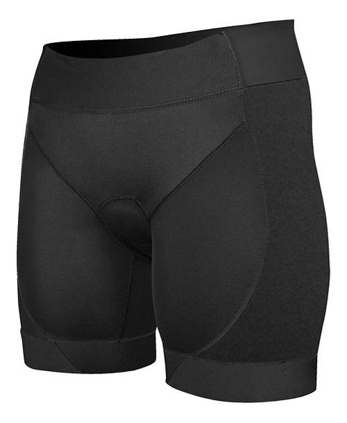 Womens De Soto Riviera Tri Unlined Shorts - Black M