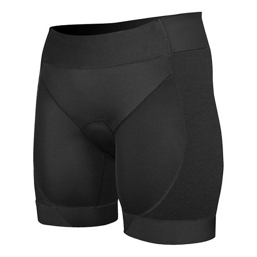 Womens De Soto Riviera Tri Unlined Shorts - Black S