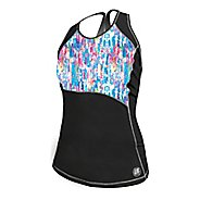 Womens De Soto Riviera Tri Sleeveless & Tank Technical Tops