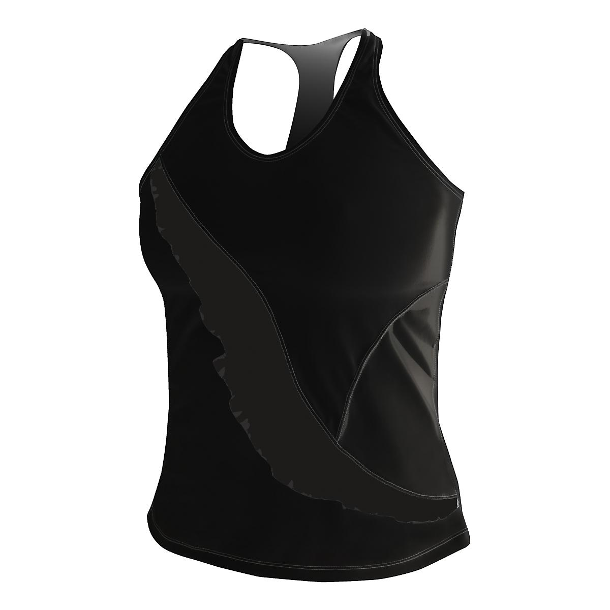 Women's De Soto�Carrera Ruffle Full Top