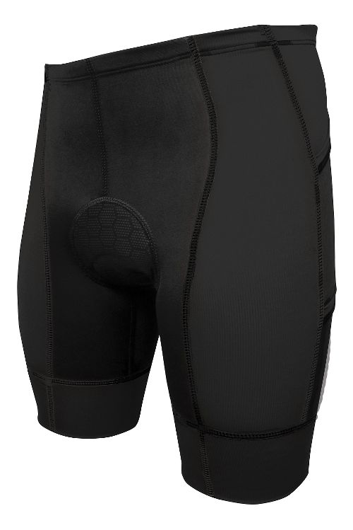 Mens De Soto Mobius Tri 4 Pocket Unlined Shorts - Black L