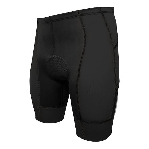 Mens De Soto Mobius Tri 4 Pocket Unlined Shorts - Black S