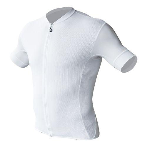 Men's De Soto�Riviera Sleeved SDS Tri Top - Full Zip