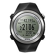 Epson Runsense SF-710 GPS Running Watch Monitors