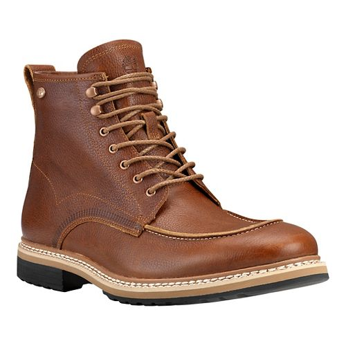Mens Timberland West Haven Waterproof Casual Shoe - Dark Brown 12