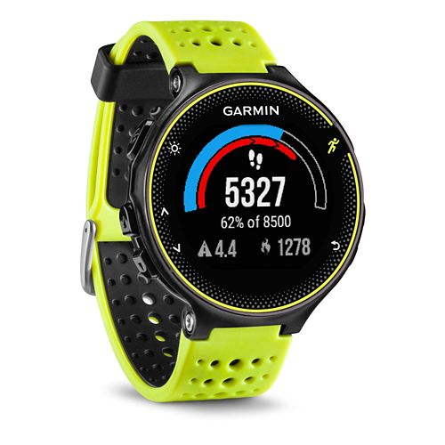 Garmin Forerunner 230 GPS Monitors - Force Yellow
