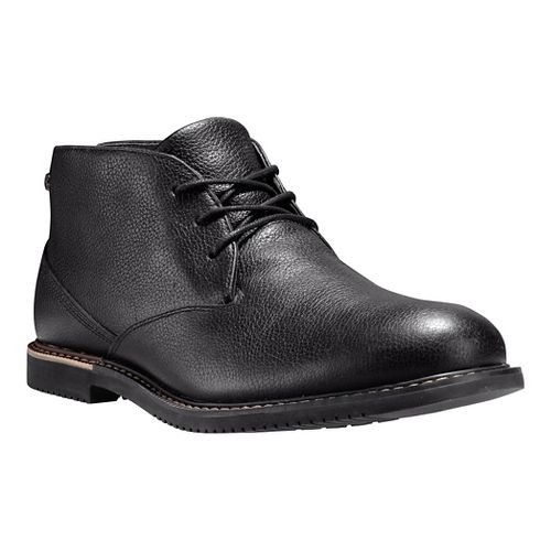 Mens Timberland Brook Park Insulated Waterproof Chukka Casual Shoe - Black 11