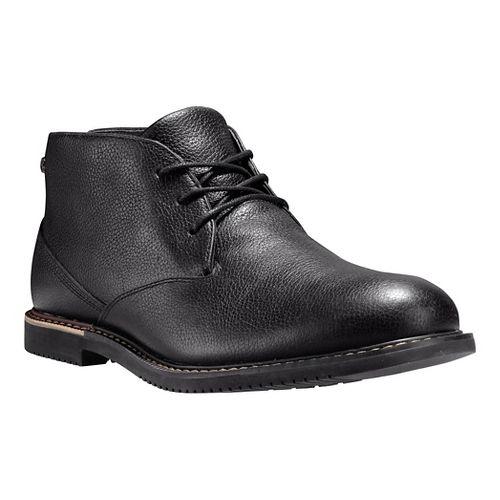 Mens Timberland Brook Park Insulated Waterproof Chukka Casual Shoe - Black 9