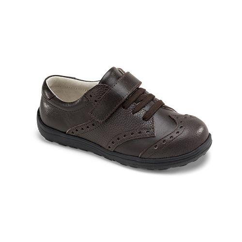Kids See Kai Run Erik Casual Shoe - Brown 1.5
