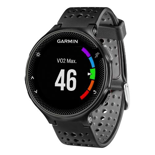 Garmin Forerunner 235 GPS Running Watch + Wrist HRM Monitors - Black/Grey