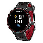 Garmin Forerunner 235 GPS Running Watch + Wrist HRM Monitors - Marsala
