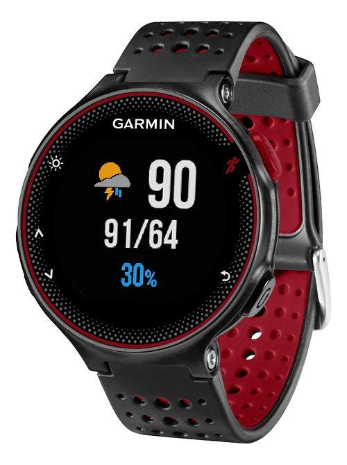 Garmin Forerunner 235 GPS Running Watch + Wrist HRM Monitors - Marsala