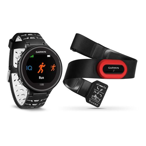 Garmin Forerunner 630 GPS + HRM Monitors - Black