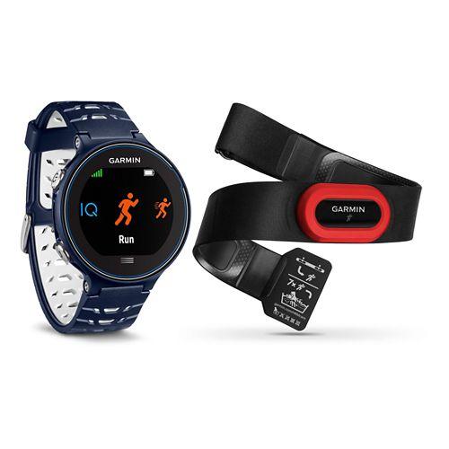 Garmin Forerunner 630 GPS + HRM Monitors - Midnight Blue