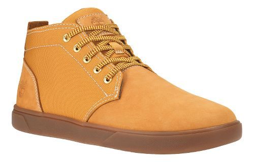 Mens Timberland Groveton Chukka Casual Shoe - Wheat 7.5