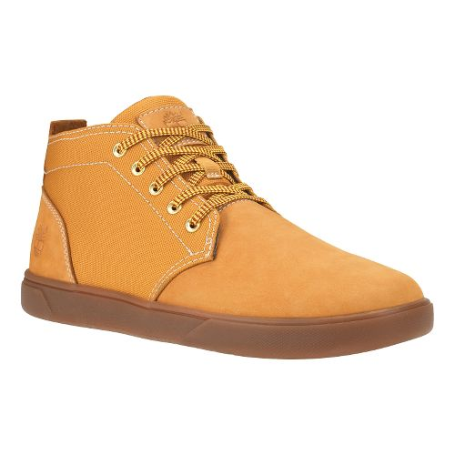 Mens Timberland Groveton Chukka Casual Shoe - Wheat 9