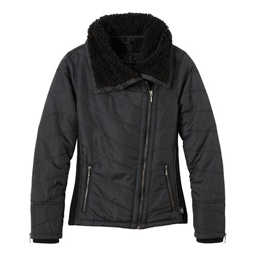Womens prAna Diva Cold Weather Jackets - Black L