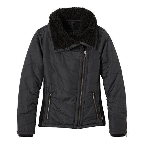 Womens prAna Diva Cold Weather Jackets - Black S