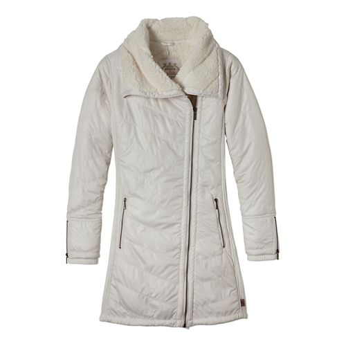 Womens prAna Diva Long Cold Weather Jackets - Winter M
