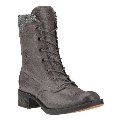 Women's Timberland�Whittemore Fabric and Leather Lace-Up