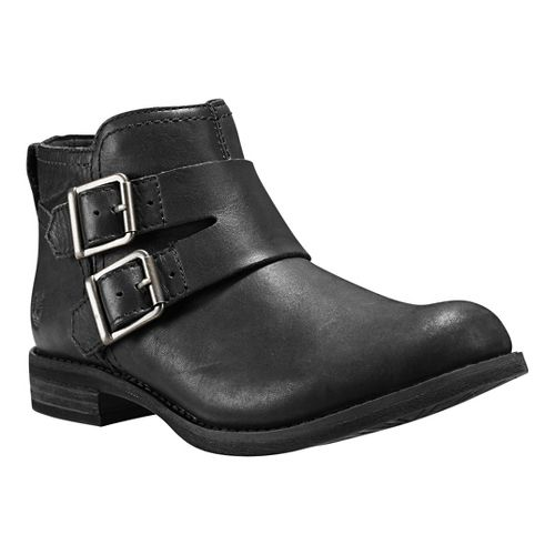 Women's Timberland�Savin Hill Double Buckle Ankle Boot