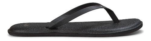 Womens Sanuk Yoga Bliss Sandals Shoe - Black 11
