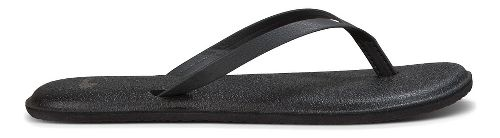 Womens Sanuk Yoga Bliss Sandals Shoe - Black 5