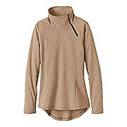 Womens prAna Bourke Long Sleeve Non-Technical Tops